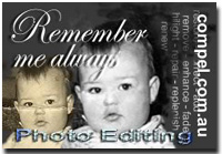 Compel Graphics - restore your best loved photos